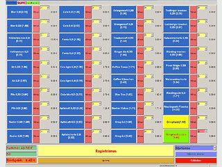 Kassenprogramm für Vereinsfeste und Veranstaltungen.