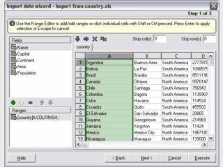 Datenimort für Delphi-Anwendungen aus verschiedenen Formaten.