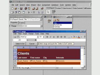 Komponente mit der aus Delphi Anwendungen Bericht für MS Excel erstellt werden