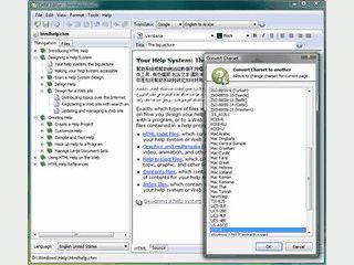 CHM Dateien direkt ändern und speichern, ohne zusätzliche Tools oder Editoren