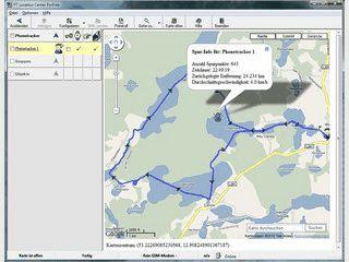 Tool zur GPS Ortung eines mobilen Objekts per GPRS und UMTS.