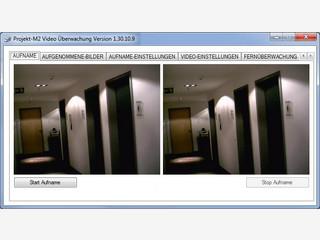 Überwachungssoftware für Webcams.