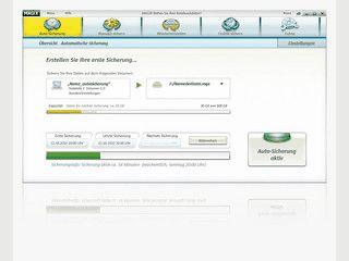 Backupsoftware speziell für Notebook-Anwender.