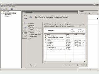 Automatischer Ausdruck von Emails und Email-Anlagen in MS Exchange.