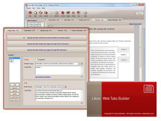 Erstellen Sie ganz einfach HTML Tabs für Ihre Webseite.