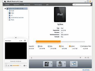 Videos, Musik und Fotos ohne iTunes vom PC auf iPad, iPod, iPhone kopieren.