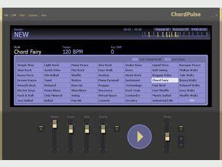 Virtuelle Begleitband zum Jammen, Üben, Improvisieren und Komponieren.