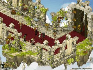Strategisches Online-Massen-Mehrspieler-Computerspiel.