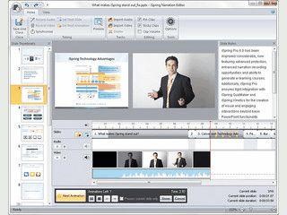 Konvertiert MS PowerPoint Dateien in das Adobe Flash-Format