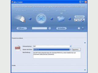Erstellen und Anzeigen von PDF- und XPS-Dateien