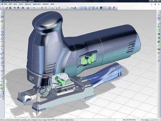 PersonalEditon eines 3D CAD-Systems zur Erstellung von Konstruktionszeichnungen