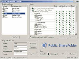 Outlook im Netzwerk ohne Exchange. Outlook PST Dateien gemeinsam nutzen.