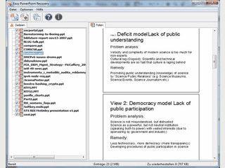 Gelöschte PowerPoint-Präsentationen wiederherstellen