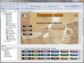 Erzeugt Startmenüs für CD, DVD und USB Medien ohne komplizierte Programmierung