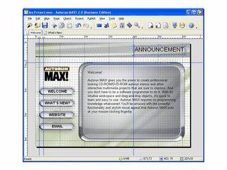 CD, DVD und USB-Autorun-Menüs erstellen.