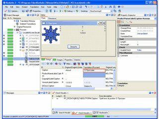 Übersetzung ausführbarer PE32- und Ressourcen-Dateien, sowie NET-Assemblys