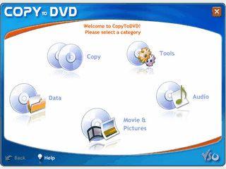Ausgereifte Brennsoftware für Audio, Daten und Video auf CD/DVD/Blue-ray