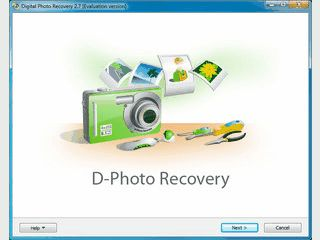Wiederherstellung von gelöschten Bildern. Auch direkt von der Digitalkamera.