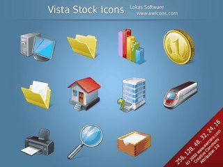Verschiedene Iconsammlungen für Programmier, Designer, Webworker und Co,