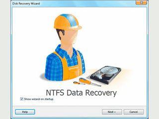 Datenrettung für Dateien auf defekten NTFS Datenträgern.