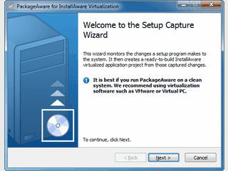 Deploy Applications without Installation using Application Virtualization