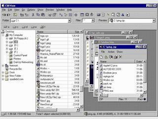 Dateibetrachter für Texte, Datenbanken, Tabellen und vielen anderen Formaten.
