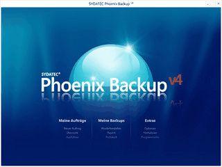 Software zur Datensicherung von Einzelnen Dateien, Ordnern und Festplatten.