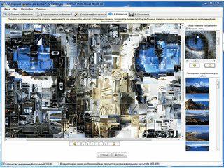 Erstellt in wenigen Schritten tolle Mosaikbilder aus normalen Bildern.