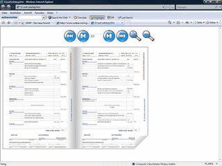 Wandelt PDF-Dateien in blätterbare Kataloge für Ihre Website um.