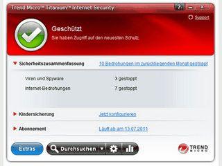 Webbasierter Suite zum Schutz gegen Viren und Spam inkl. Jugendschutzfilter.