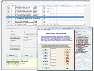 Software zur Erstellung von digitalen Folien-Präsentationen für Lehrvorträge