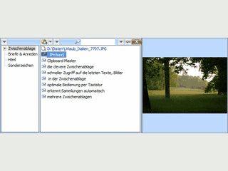 Erweiterte Zwischenablage und Textbausteinverwaltung