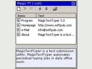 Automatisiert wiederkehrende Schreibvorgänge bei der Arbeit am Computer.