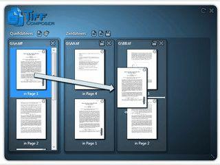 Software zur Bearbeitung von TIFF Dateien.
