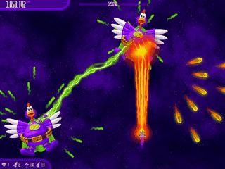 Das Weltraumabentuer im Stile von Space Invaders geht in die vierte Runde.