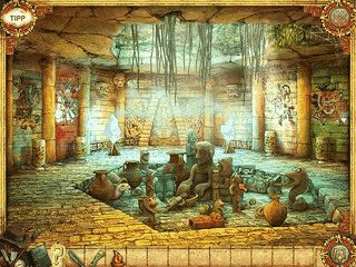 Neben 30 Wimmelbild-Szenarien gibt es über 80 Rätsel zu lösen.