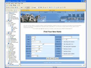 Einfachste Erstellung von datenbank-basierten Webseite in ASP und PHP