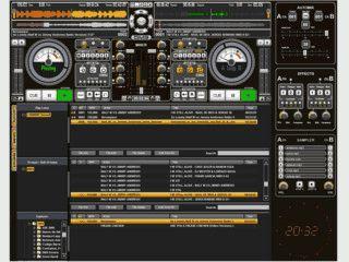 DJ-Software die auch Unterstützung für diverse HardwareController bietet.