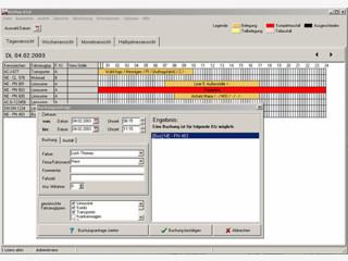 Das Buchungssystem für Ihren Fuhrpark - die komplette Fuhrparkverwaltung.
