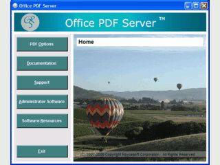 Bearbeitung und Erstellung von PDF-Dateien und Dokumentenverwaltung.