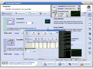 Anonymes Surfen, Blockieren von Cookies, Spyware, Dialern