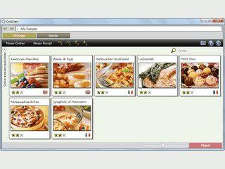 CookDiary ist Deine persönliche Rezeptverwaltung