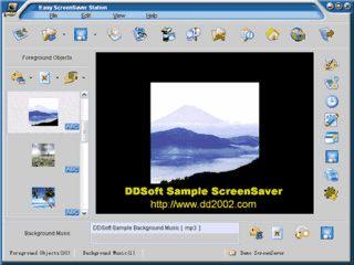 Schnelle Schritt für Schritt Erstellung von Screensavern.