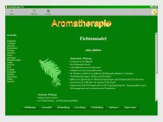 Umfassende Einf�hrung in die Aromatherapie