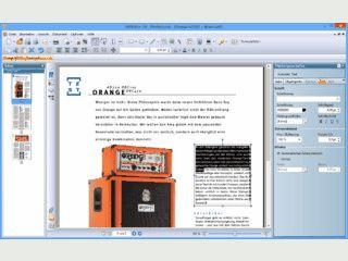PDF-Dateien erstellen, bearbeiten, zusammenfügen und so weiter.