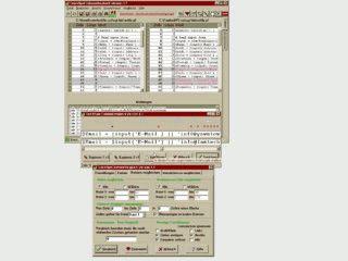 Vergleich von Dateien und Verzeichnissen.