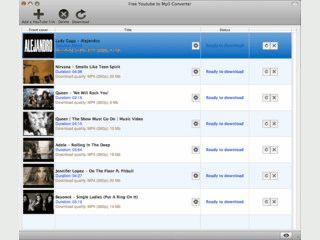 YouTube in MP3 auf Ihrem Mac einfach und schnell downloaden und umwandeln.