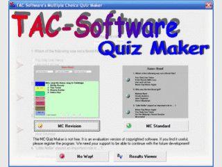 Software zur Erstellung von Multiple Choice Quiz als HTML Dokument