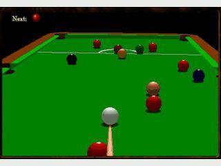 Online 3D Billiard über das Internet