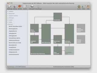 Professionelle Business-Rechnungssoftware für Mac OS X.